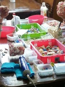 貝殻がいっぱい (2)